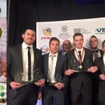 Birk's night out at FFSA NPL Awards
