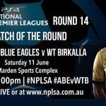 R-13 WT Birkalla vs Adelaide United Youth