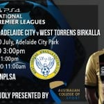 R20 Adelaide City vs WT Birkalla
