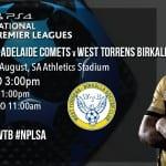 R 21 Adelaide Comets vs WT Birkalla