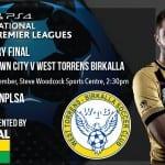 Preliminary Final: Campbelltown City vs. WT Birkalla