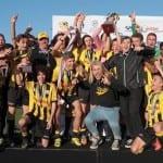 Birks U18's 2016 Premiers