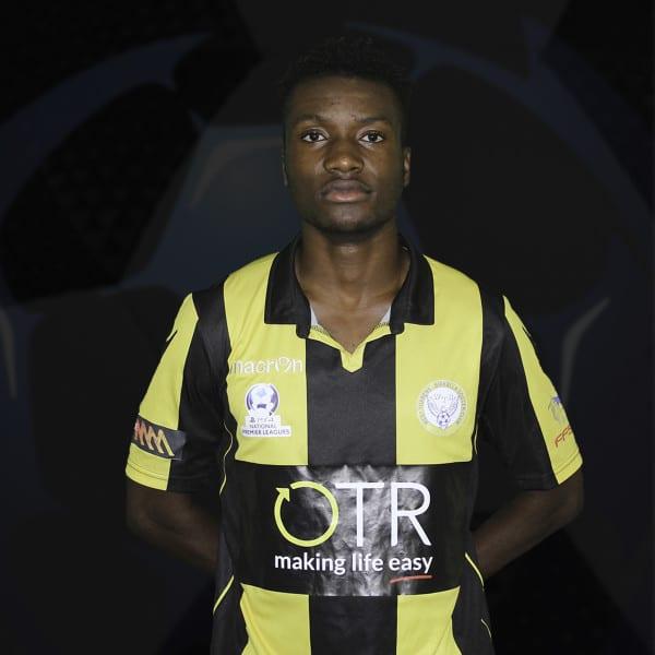 Jacob Kamara