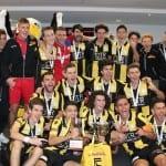 Reserves Win 2017 FFSA CUP Final