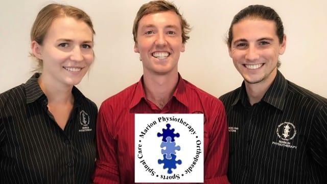 Soccer Club team - Jess, Tom and Josh