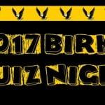 Birkalla Quiz Night