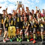 Reserves Win 2017 FFSA CUP Final