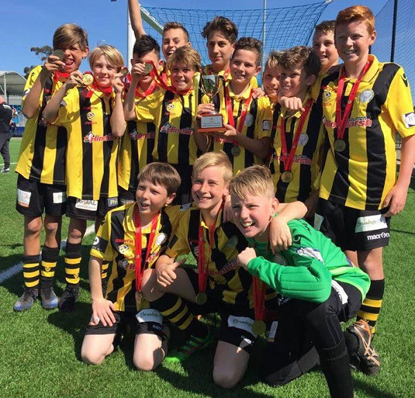 Cup win