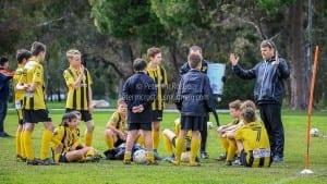 Coaching U12