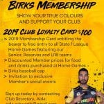 WT Birkalla Launches Membership Card